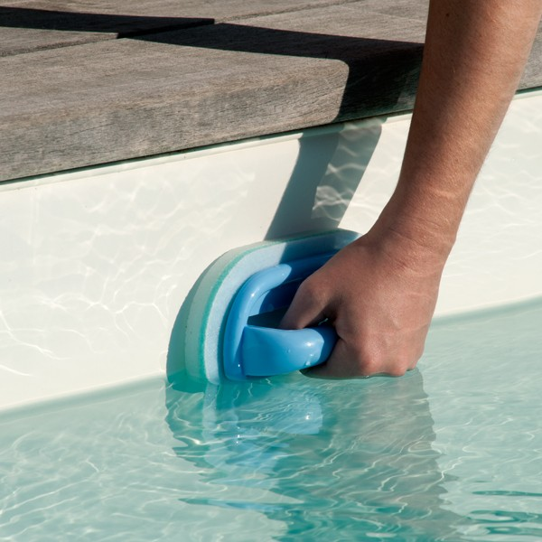 Eponge magique ligne d 39 eau jd gom desjoyaux poitiers for Catalogue piscine desjoyaux
