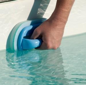 gomme magique JD Gom nettoyage de la ligne d'eau