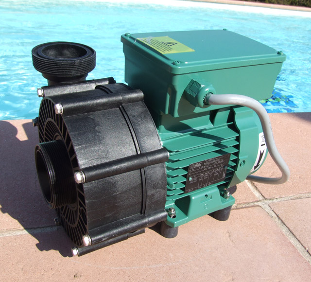 Groupe filtration piscine desjoyaux id e for Groupe filtration piscine
