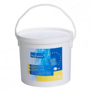 entretien piscine chlore choc 5 kg