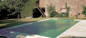 Couverture piscine Desjoyaux