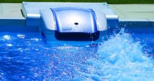Filtration cavalier piscine Desjoyaux