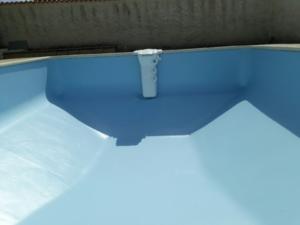 Intégration d'un groupe de filtration Desjoyaux sans canalisations