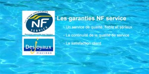 norme NF service