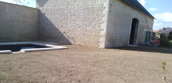 mise en valeur des murs pierre apparente