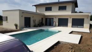 construire sa piscine béton Vouneuil-sous-Biard 86 Poitiers