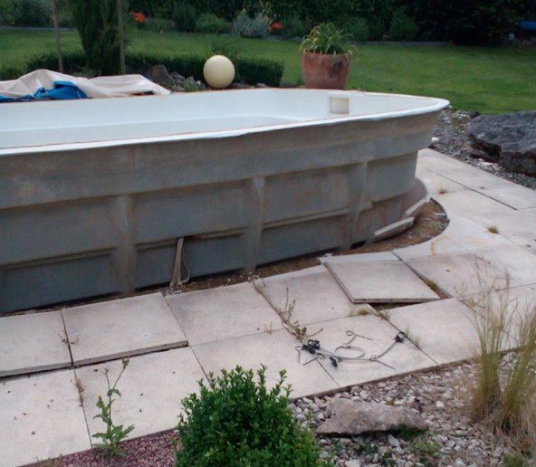 Piscine hors sol 7x3 for Piscine hors sol naturelle