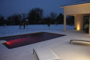 hivernage piscine poitiers Vienne -86