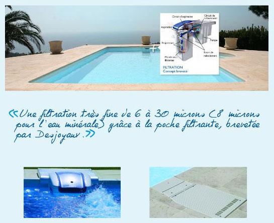 Constructeur de piscines poitiers 86 desjoyaux for Piscine evolutive 9