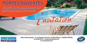 Portes ouvertes piscine Desjoyaux 2015