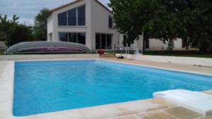 La piscine rénovée