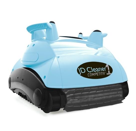 Jd cleaner competitiv robot de piscine piscines for Robot piscine desjoyaux